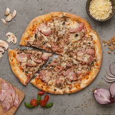 Specjale Hawaiian Pizza, Vegetable Pizza, Vegetables, Food, Pizza, Veggie Food, Vegetable Recipes, Meals, Vegetarian Pizza