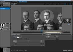 Learn how to make a spotlight effect in ProShow