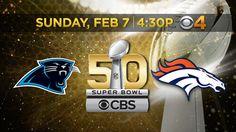 Super Bowl 50 Denver Broncos vs Carolina Panthers - 4NFLPRO