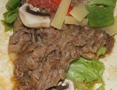 Seasoned Shredded Slow Cooker Pork