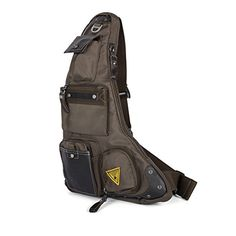 Fashion Outdoor Trend Oxford Cloth Man Bag Top Quality Chest Pack Hiking Travel Sports Small Bag Vintage Crossbody Shoulder Bag