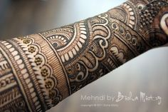 Bisha Mistry_mehndi henna design pattern tattoo_4