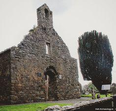 Medieval church ruins, Kilfane, Co Kilkenny