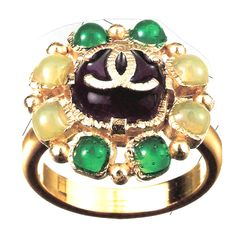 Chanel ring |Pinned from PinTo for iPad|