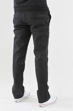 Volcom Vapato Slim housut Black 99,90 € www.dropinmarket.com