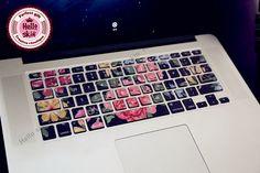 Keyboard-Decal MacBook Macbook Keyboard Decal/Macbook Pro Keyboard Skin/Macbook Air Sticker/Macbook vinyl sticker