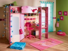 Dormitor copii Zoe 5   #Mobila Loft, Bed, Furniture, Home Decor, Homemade Home Decor, Stream Bed, Lofts, Home Furnishings, Beds