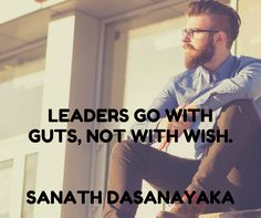 Sanath Dasanayaka | Co-founder at Solmate Consultants, Bestselling Author of Success Is Not The End & Management Consultant | LinkedIn