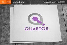 Letter Q Company Logo by Krukowski on Creative Market