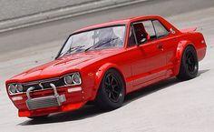 Nissan Skyline GTR 1972