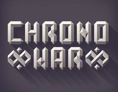 """Check out new work on my @Behance portfolio: """"Chrono War"""" http://on.be.net/1YIvpFu"""