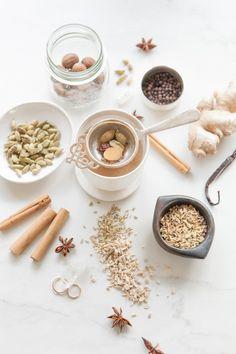 How To Make Homemade Masala Chia - Dairy Free, Sugar Free