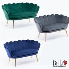 Click in the image to see more informations and check the price :) Bella Furniture, Black Couches, Pink Couch, Banners, Love Seat, Salons, Bench, Interior, Check