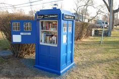 Reminiscent of old-style British post boxes, Little Free Libraries have rapidly grown in popularity since their inception in 2009. The movement began in Hudson, Wisconsin, where Todd Bol installed a L