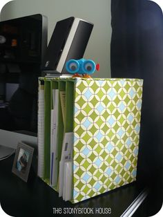 The Stonybrook House: Mail Organizer!! DIY On The Cheap!!