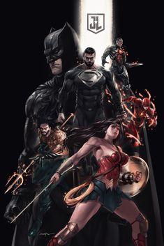 Justice League Characters, Justice League Comics, Arte Dc Comics, Dc Comics Superheroes, Dc Comics Characters, Bruce Timm, Zack Snyder Justice League, Mundo Superman, Justice League Unlimited