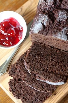 Mmmm chocolate bread. Substitute 2 tbsp of the cocoa powder with Crio grounds for an irresistible flavor enhancement. The antioxidants will do your body good!