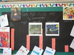 Incorporate Art into other subjects during Youth Art Month! Bulletin Boards to Remember: August 2011