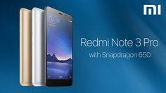Đánh giá trên tay Xiaomi Redmi note 3 pro