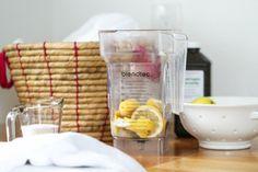 Zelfgemaakte bleekmiddel alternatief: natuurlijke whitening oplossing.  Uw kleding en longen zullen u dankbaar zijn!