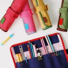 Jamstudio Roll Pencil Case