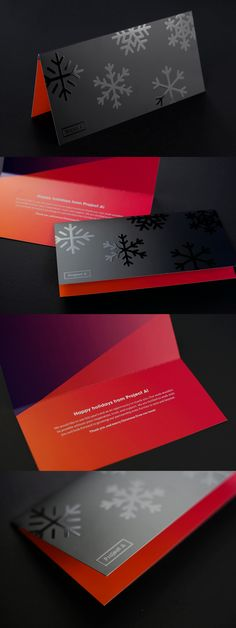 Christmas greeting card we send out to our investors and business partners by the end of the year Christmas Greeting Cards, Christmas Greetings, Investors, Appreciation, Behance, Cards Against Humanity, Creative, Greeting Cards, Behavior