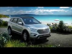 Hyundai Grande Santa Fe 2018 concept car Dec 28th 2k16!!!!