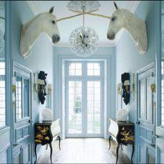 Unicorn Wall Mount World Of Interiors French Interiors Viria Home Buying Future