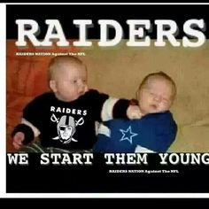 Raiders from the start Oakland Raiders Logo, Okland Raiders, Raiders Players, Raiders Stuff, Raiders Girl, Raiders Hoodie, Raider Nation, Football Memes, Nfl Football