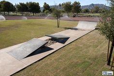 CA Skateparks looks like such a fun gap