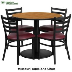 Are you searching for the missouri table and chair? Visit https://www.gotable.com/ , They provide you the best quality of table and chair at affordable price.