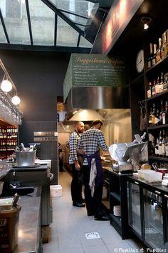 Restaurant Le Carreau