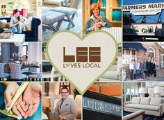 Lee Loves Local | Rue