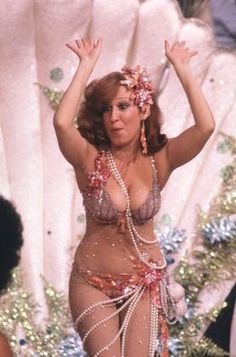 After thirty, a body has a mind of its own. Bette Midler