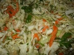 Ez a hamis krémtúrós recept eddig senkinek nem okozott csalódást Veggie Recipes, Salad Recipes, Pickling Cucumbers, Hungarian Recipes, Finger Foods, Cabbage, Bacon, Food Porn, Food And Drink