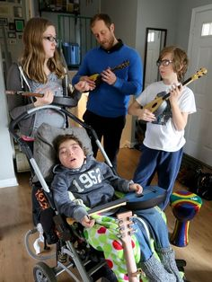 Healing power of music brings family together- Music therapy in pediatric palliative care