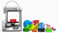 Cubify, 3D printer