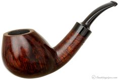 Tonni Nielsen Smooth Bent Brandy Pipes at Smoking Pipes .com