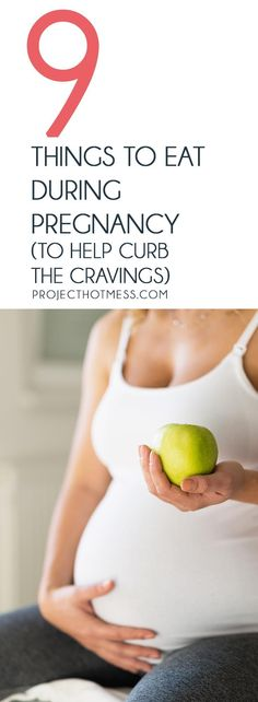 We're often being told what we should and shouldn't eat during pregnancy, but what about helping to satisfy those crazy full on cravings that you get? These foods will help you satisfy those cravings without going into full-blown cravings rampage.
