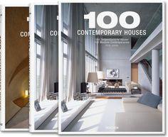100 Contemporary Houses. TASCHEN Books