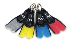 Tyr Fin Keychain, Assorted, 2015 Amazon Top Rated Swim Fins #Sports