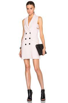 Tessa Crepe Dress