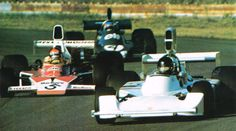 Japan F1 firstrun in Fuji circuit 1974.