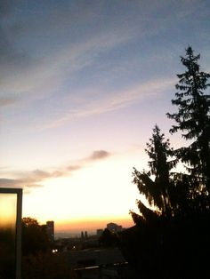 Fair weather in the morning, Nancy, France   #WeatherByYou   2012-10-06