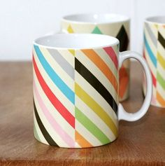 stripe mug #earnyourstripes