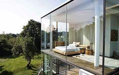 Os quartos mais espetaculares do mundo!