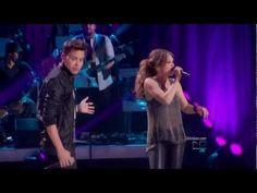 Thalia Ft. Prince Royce (Te perdiste Mi Amor) HD - Noviembre 2012