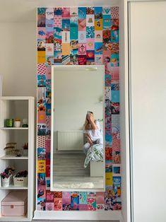 Indie Room Decor, Cute Bedroom Decor, Teen Room Decor, Room Ideas Bedroom, Bedroom Pics, Indie Bedroom, Bedrooms, Bedroom Inspo, Neon Room