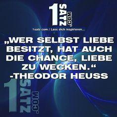 #liebe #besitz #chance #wecken #mittwoch
