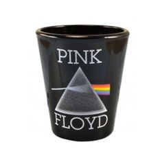 Pink Floyd Dark Side of the Moon Shot Glass - Let everyone know what a great classic you love while driniking out of the Pink Floyd Dark Side of the Moon Shot Glass.